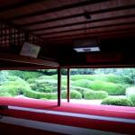 大池寺の緑雲