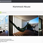 Archello 掲載 Hammock House